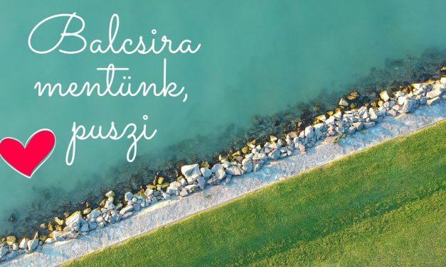 Strandmustra – kedvenceink a Balatonon