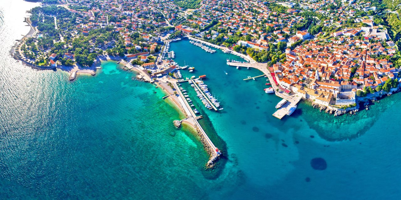 Kedvenc strandjaink Krk szigetén