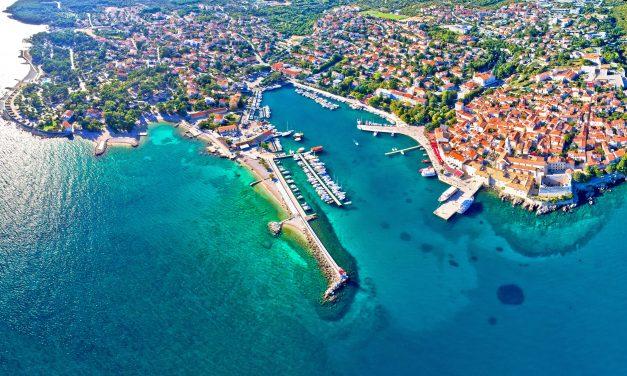 TOP strandok Krk-szigeten