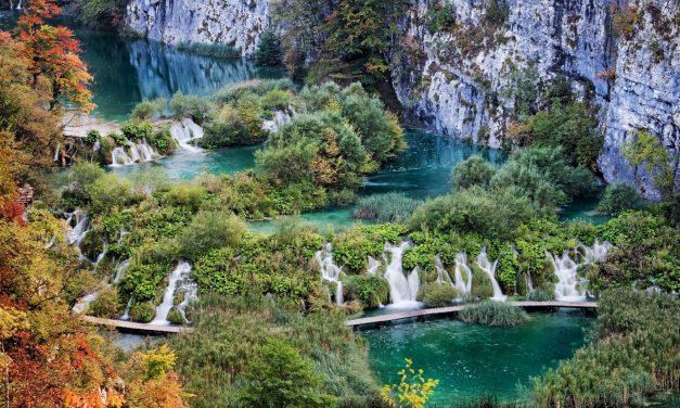 Plitvicei-tavak – Csoda a szomszédban